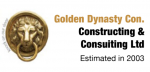 Golden Dynasty Construction Consulting Ltd.